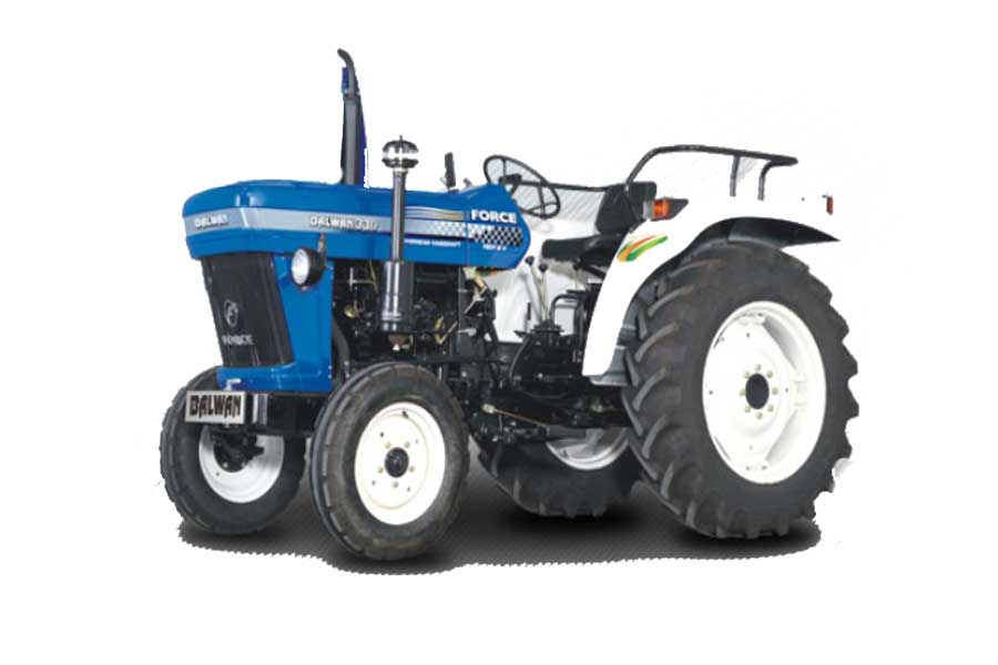Force Balwan 330 Tractor Price Specification Mileage