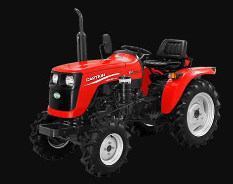 Captain 120 DI 4WD Mini Tractor Price Specification