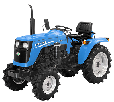 Captain 200 DI 4WD Mini Tractor Price Specification
