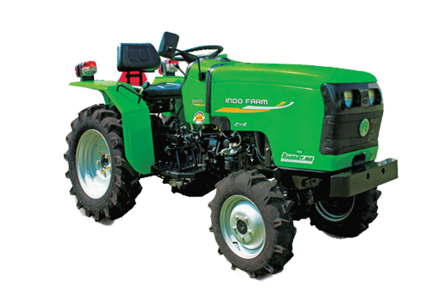 INDO FARM 1026 Mini Tractor Price Specification