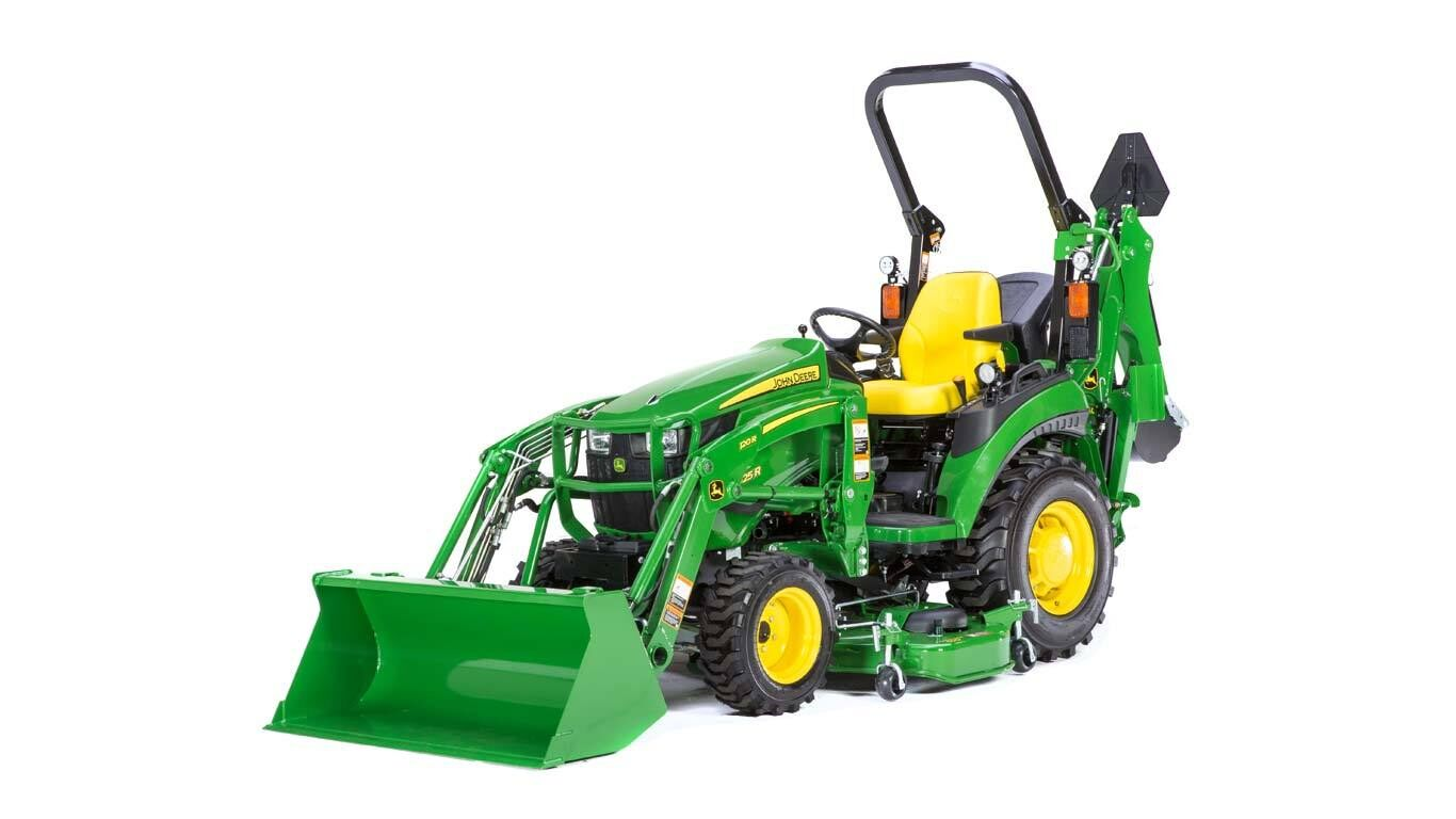 John Deere 2025R Price Specs Review