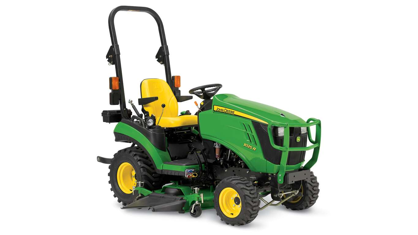 John Deere 1025R Price Specs Features