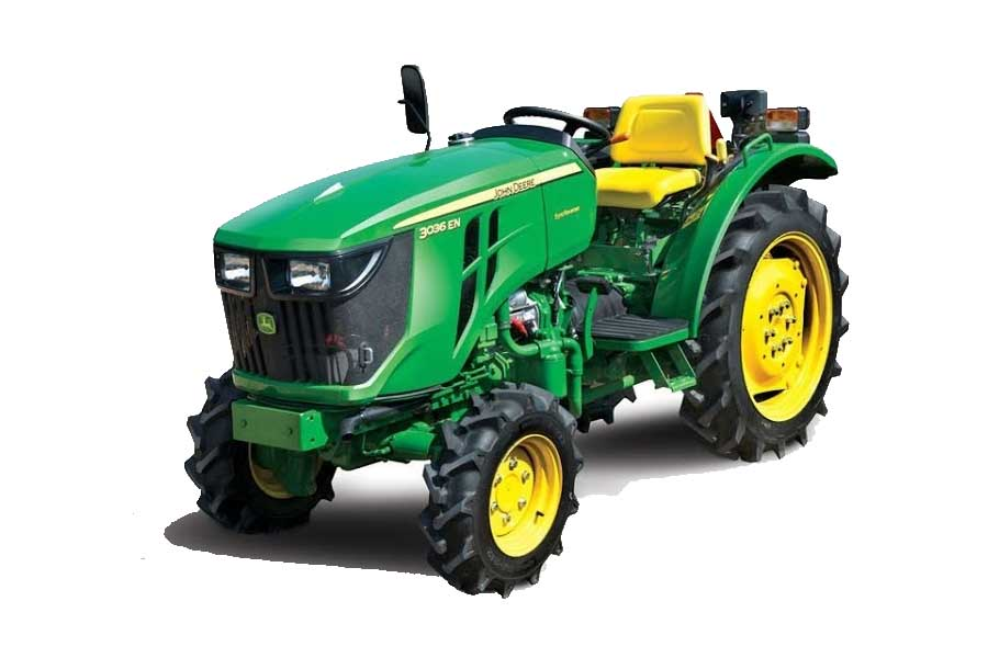 John Deere 3036EN Mini Tractor Price in India Specification