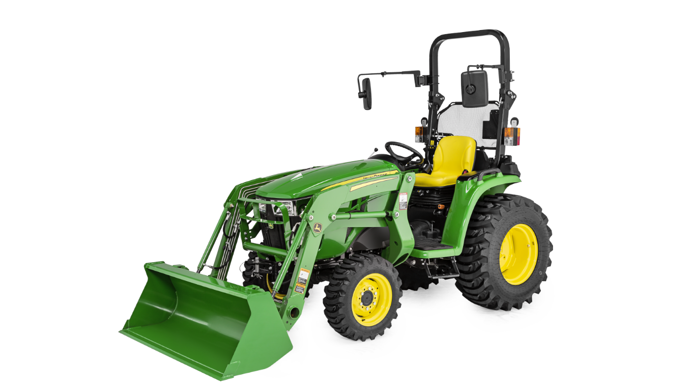 John Deere 3038E Price Specs Reviews