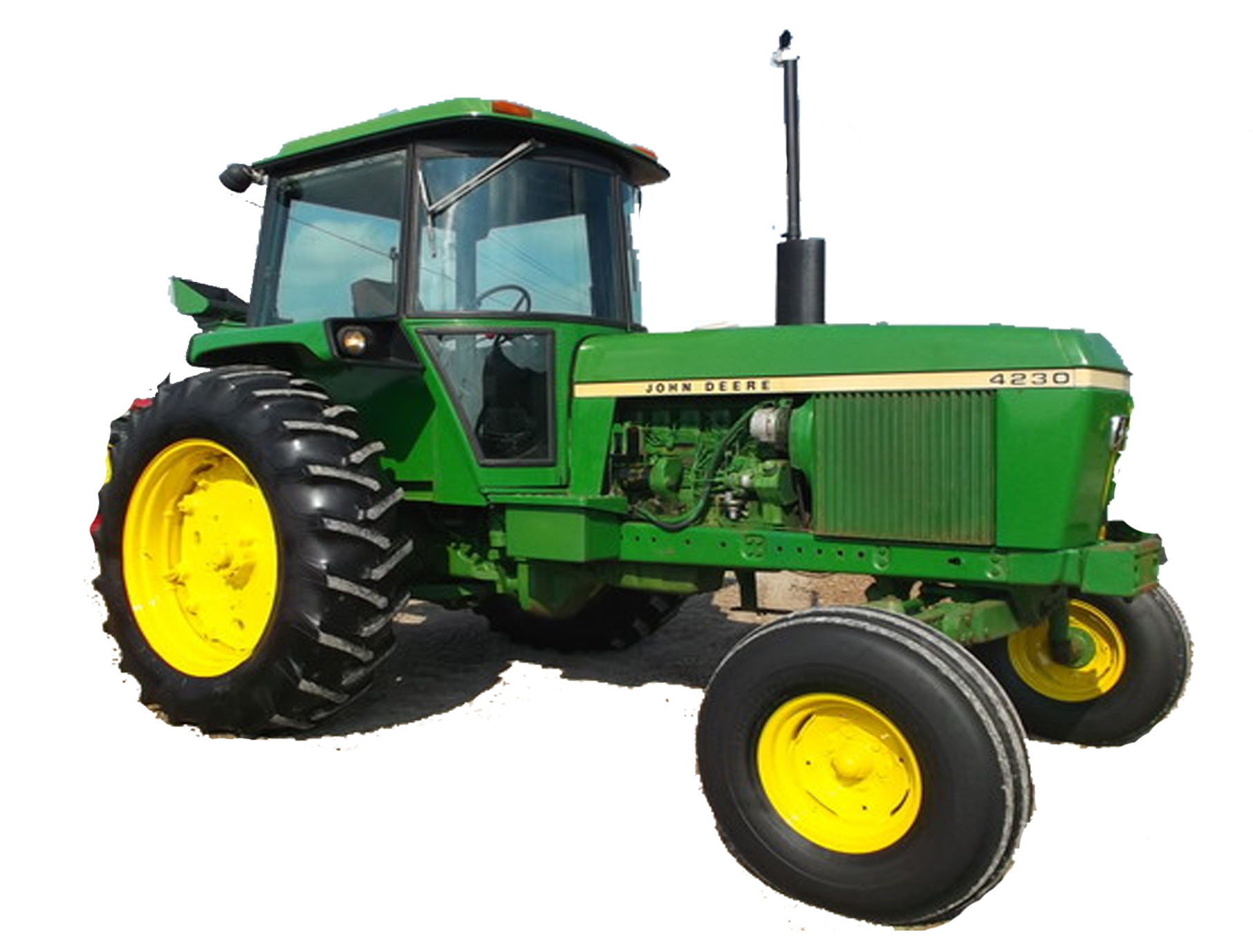 John Deere 4230 Price Specs Features