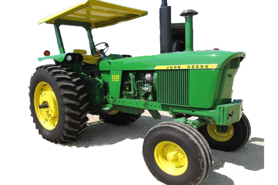 John Deere 4320 Price Specs Review