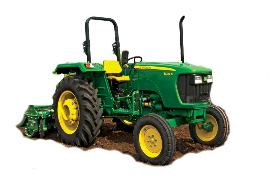 John Deere 5039D Price in India Mileage Specification