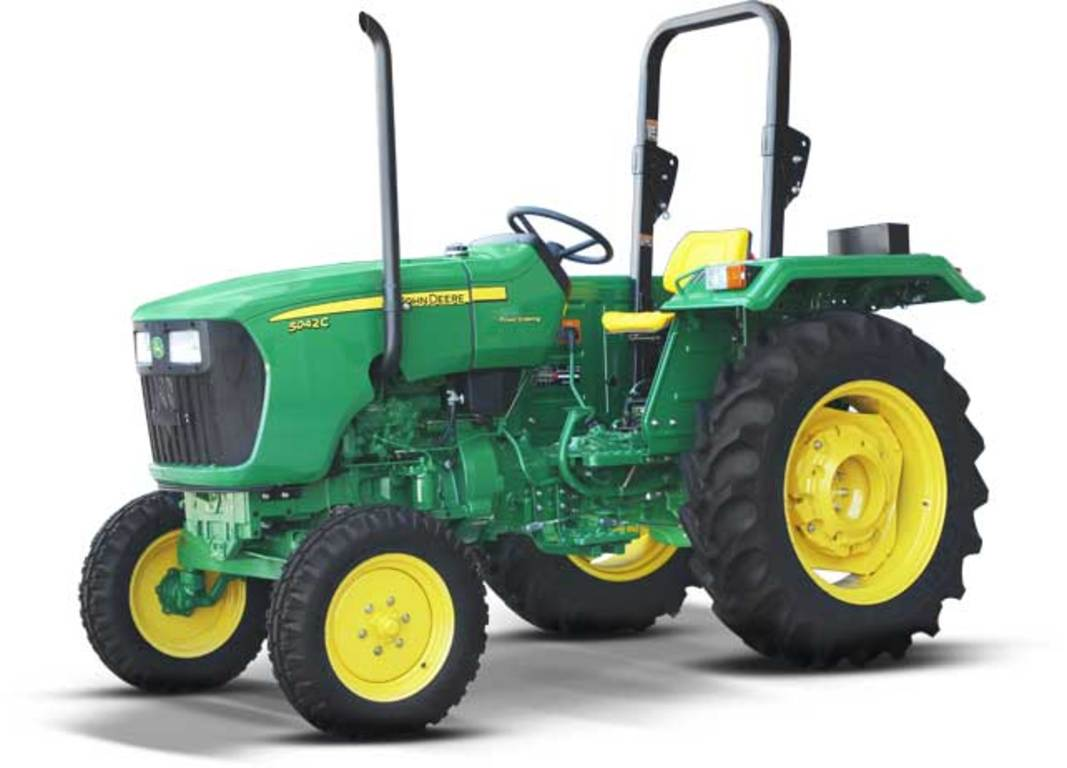 John Deere 5042C Tractor Price in India Specification