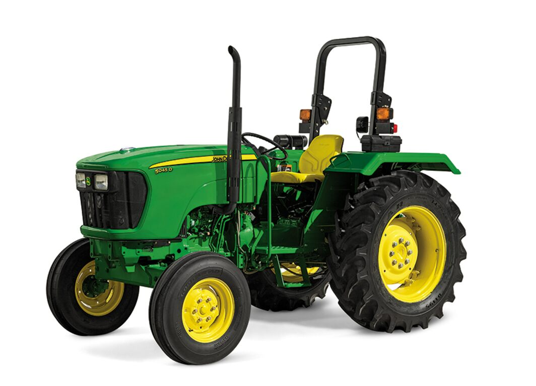John Deere 5045D Tractor Price in India Specification