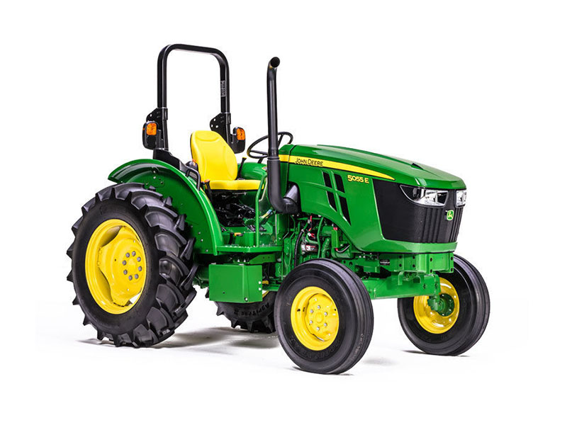 John Deere 5055E Price in India Specification