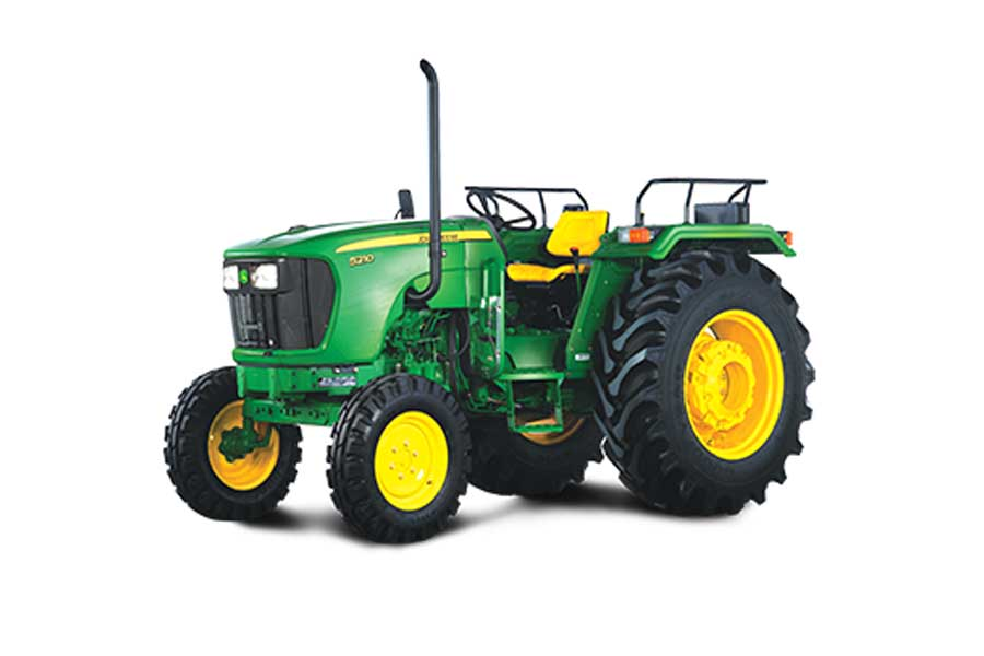John Deere 5210 Tractor Price in India 2020 Specification