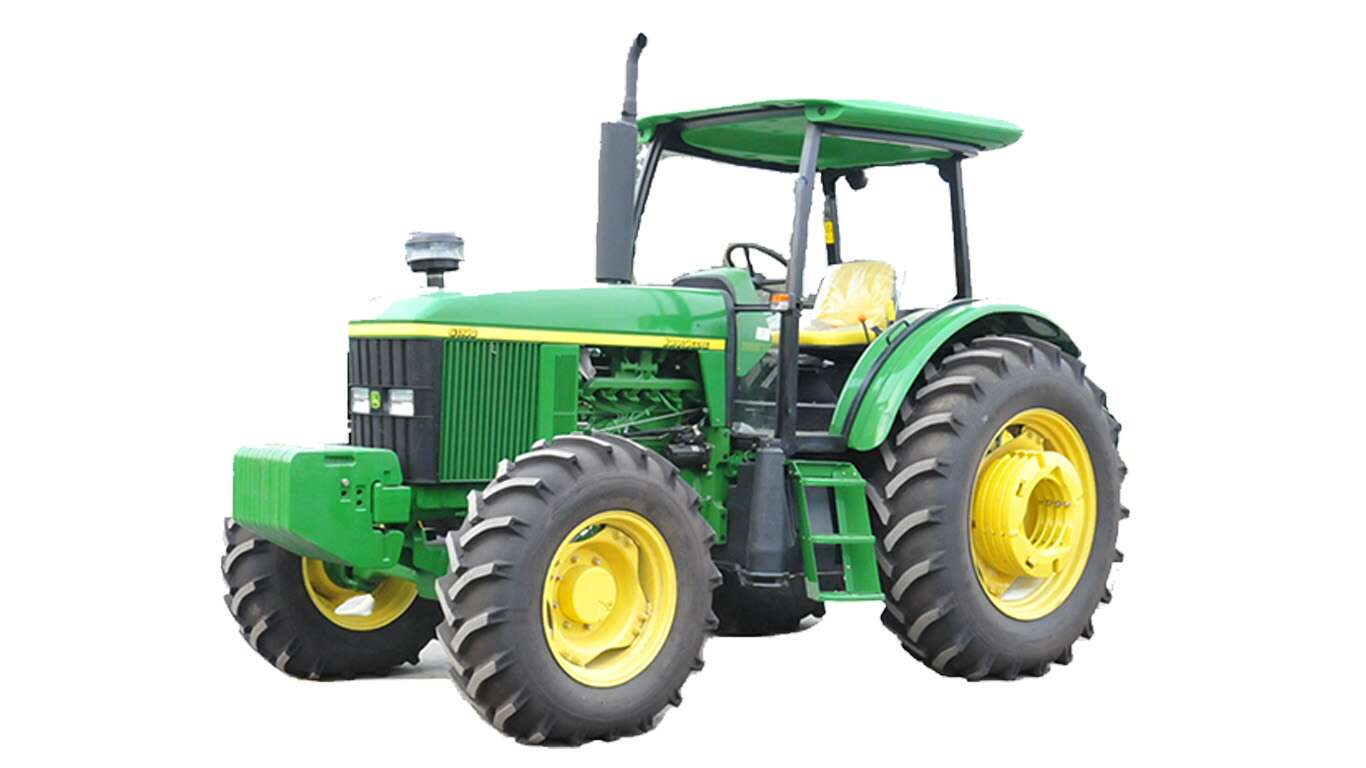 John Deere 6110B Price in India Specifications