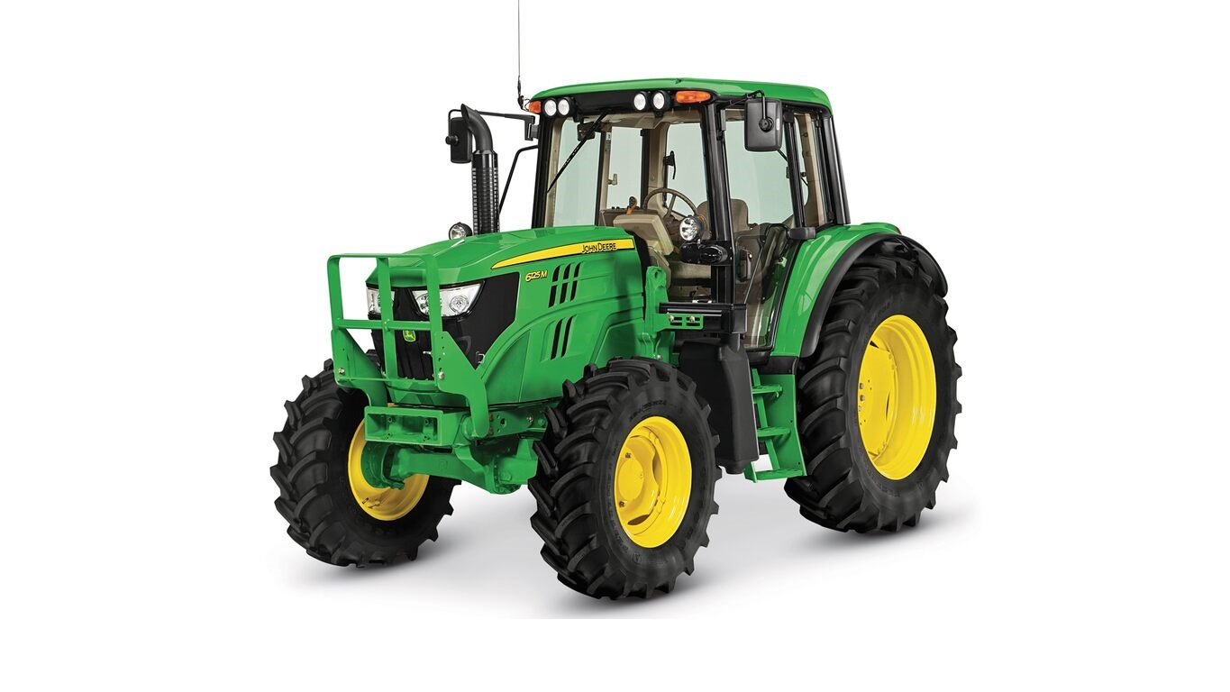 John Deere 6120B Price Specifications