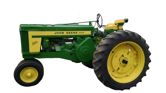 John Deere 720 Tractor Price Specification