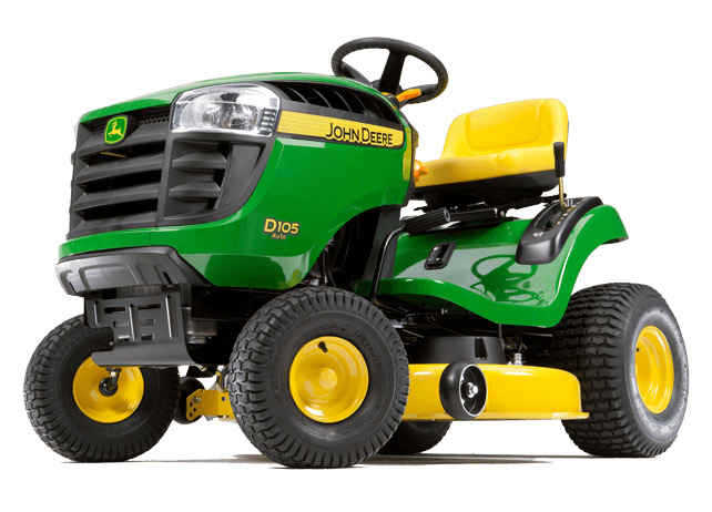 John Deere D105 Lawn Mower Price Specs Features