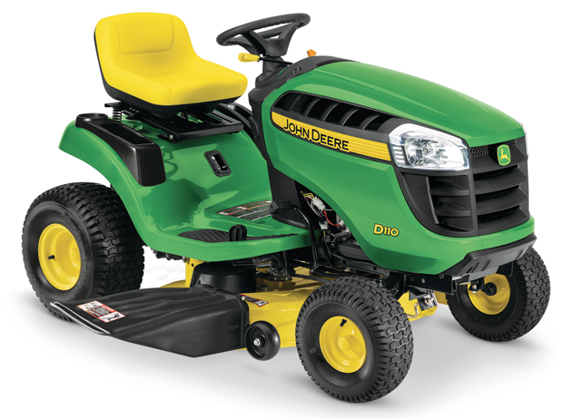 John Deere D110 Lawn Mower Price Specs Features