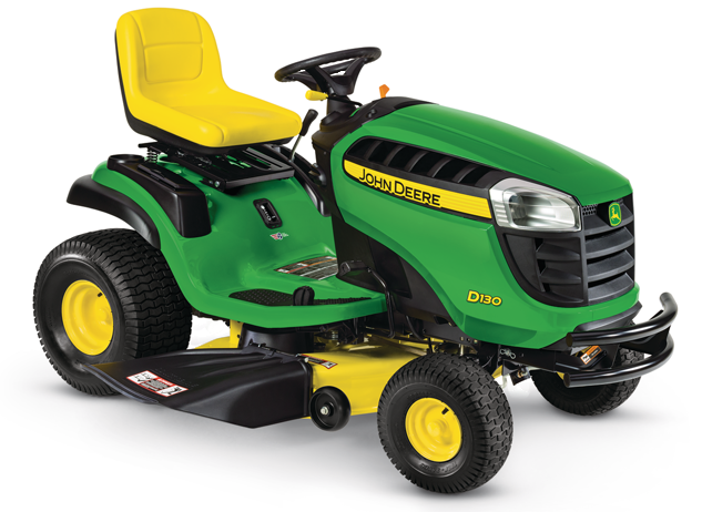 John Deere D130 Lawn Mower Price Specs Review