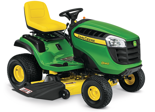John Deere D140 Lawn Mower Price Specs Review