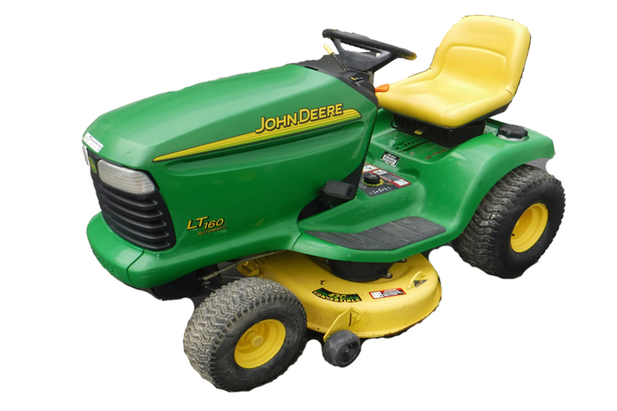 John Deere LT160 Price Specification