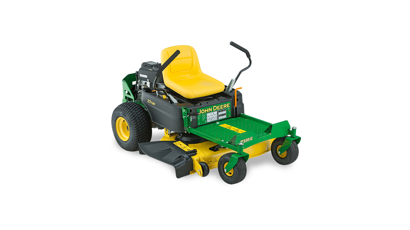 John Deere Z335E Price Specs Features