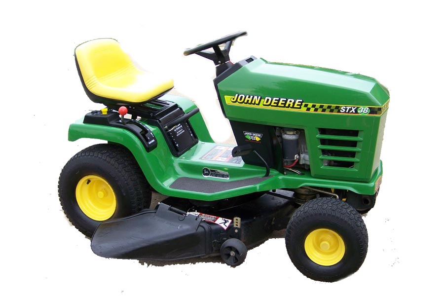 John Deere stx38 Price Specs Features