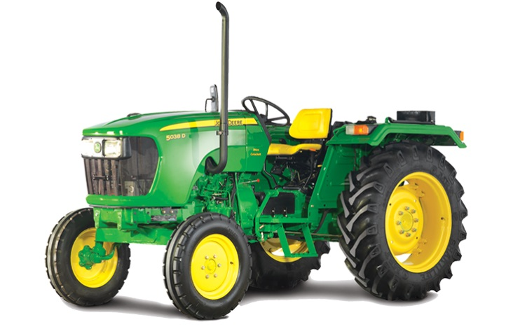 John Deere 5038D Price in India Specification