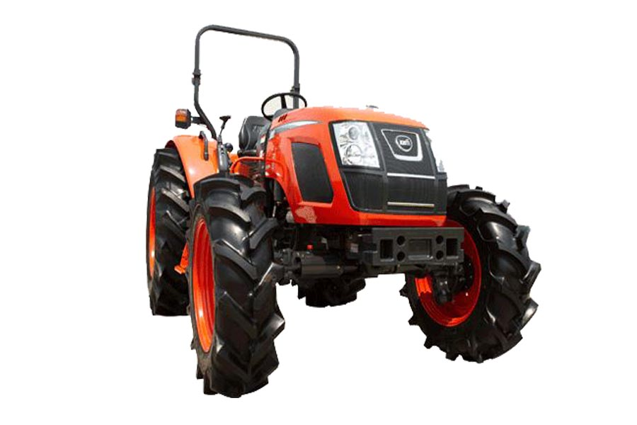 Kioti RX6620 Tractor Price Specs Review