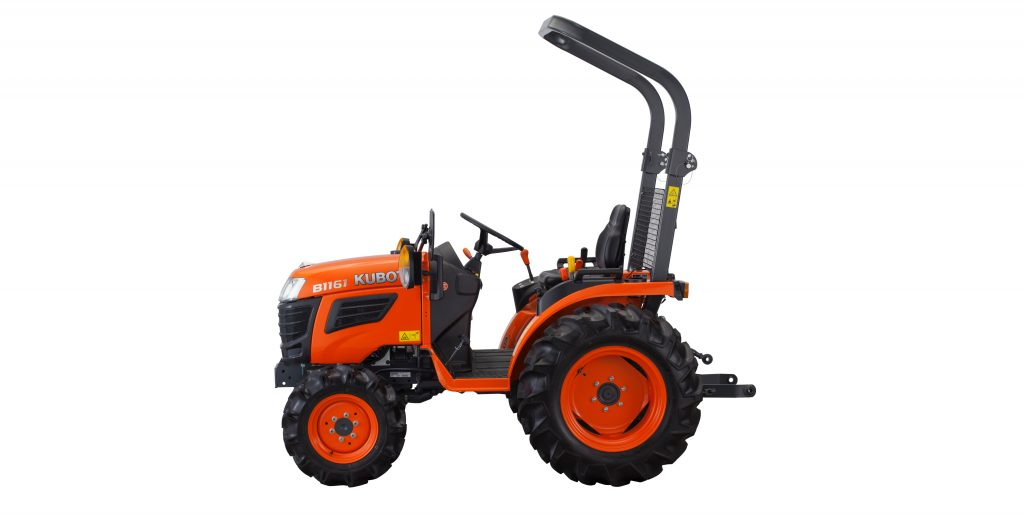 Kubota B1161 Price Specifications