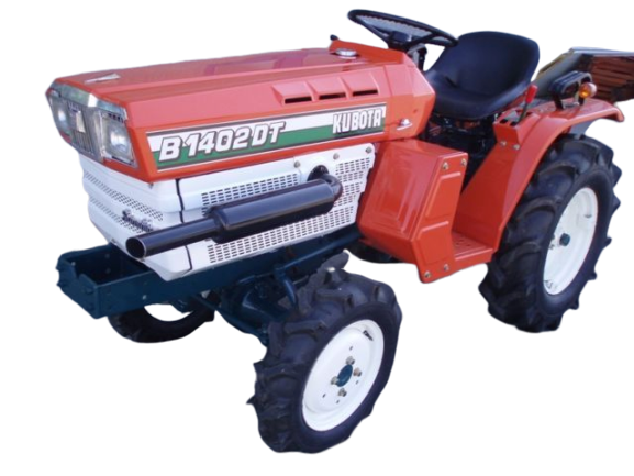 Kubota B1402 Tractor Specifications Price