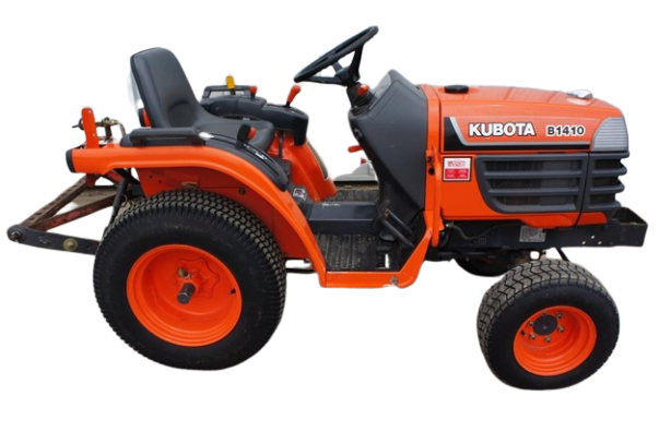 Kubota B1410 Compact Tractor Price Specifications