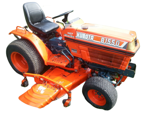 Kubota B1550 Tractor Price Specification