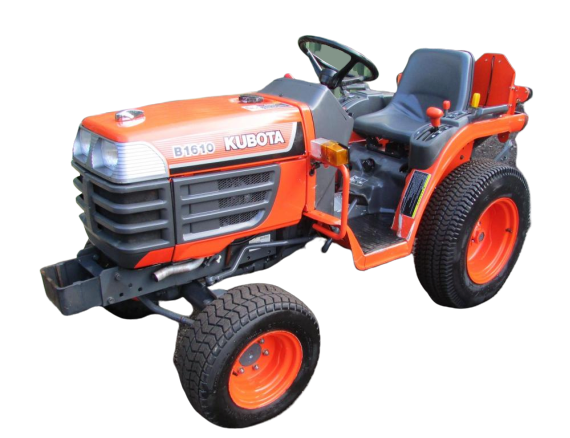 Kubota B1610 Price Specification