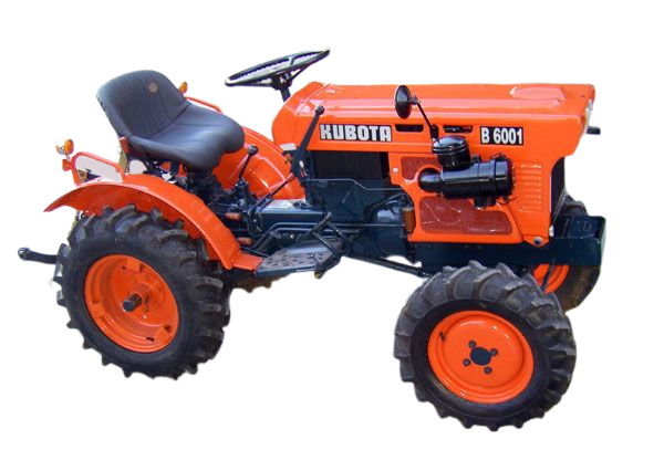 Kubota B6001 Tractor Specifications Price