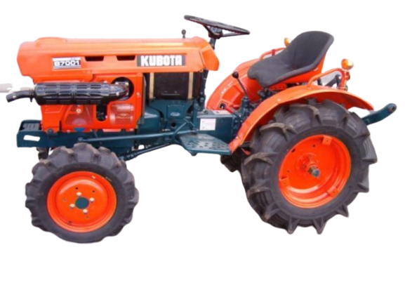 Kubota B7001 Tractor Price Specifications