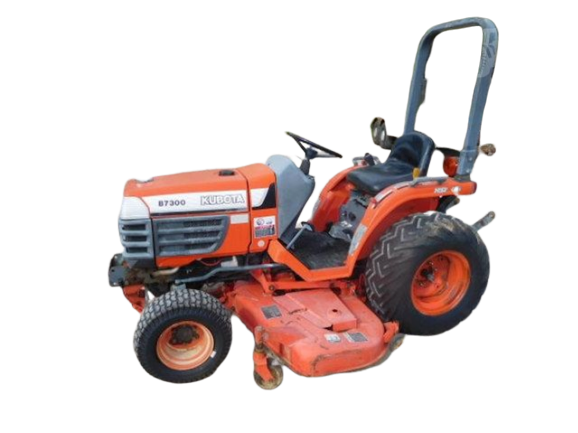 Kubota B7300 Price Specifications