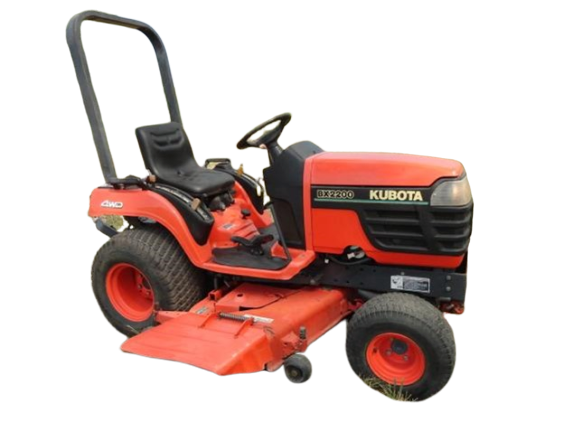 Kubota BX2200 Price Specification