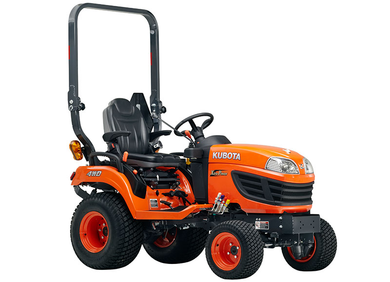 Kubota BX2370 Tractor Price Specification