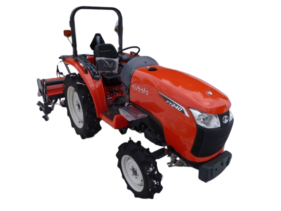 Kubota FT240 Price Specs