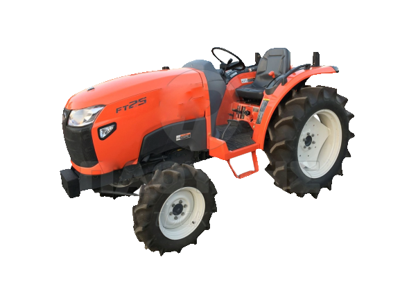 Kubota FT25 Tractor Price Specs