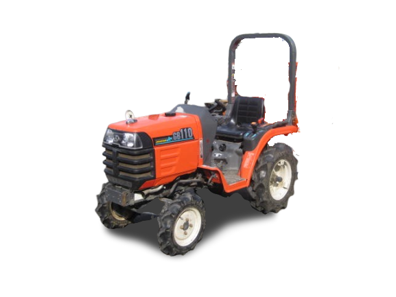 Kubota GB110 Price Specifications