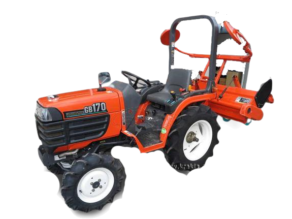 Kubota GB170 Price Specifications