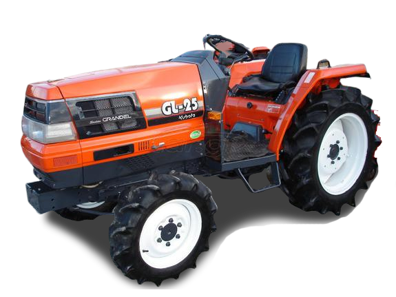 Kubota GL25 Tractor Price Specifications