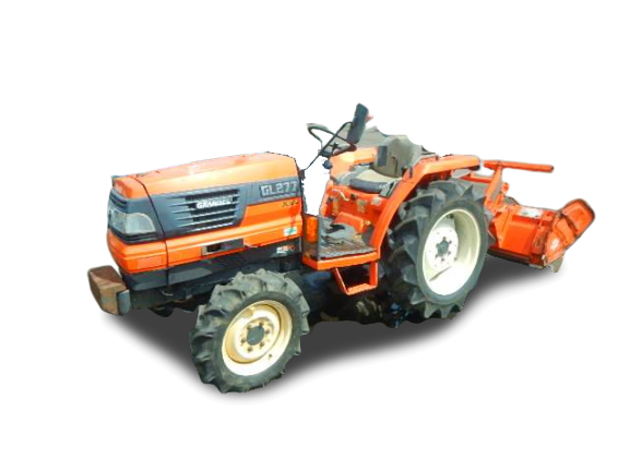 Kubota GL277 Tractor Price Specifications