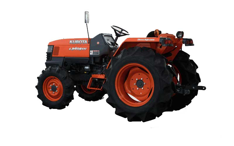 Kubota L3408 Tractor Price in India Specification