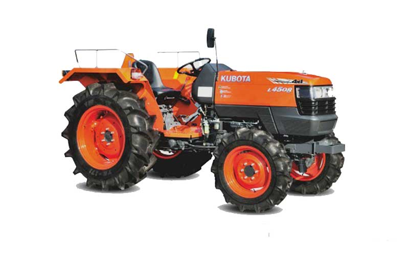 Kubota L4508 Tractor Price specificatons