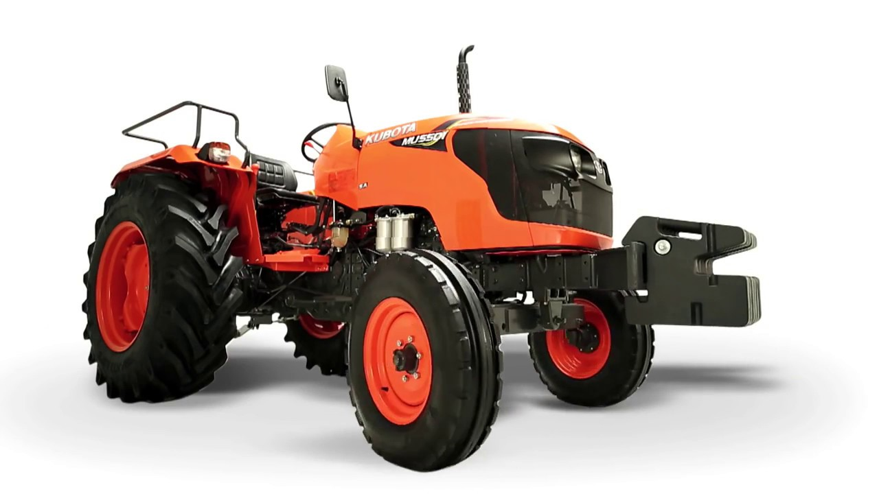 Kubota MU5501 2WD Price In india Specification