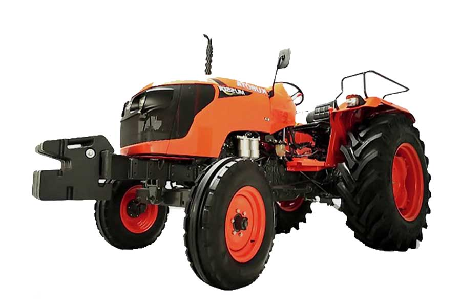 Kubota MU5501 4WD Tractor Price in India Specification
