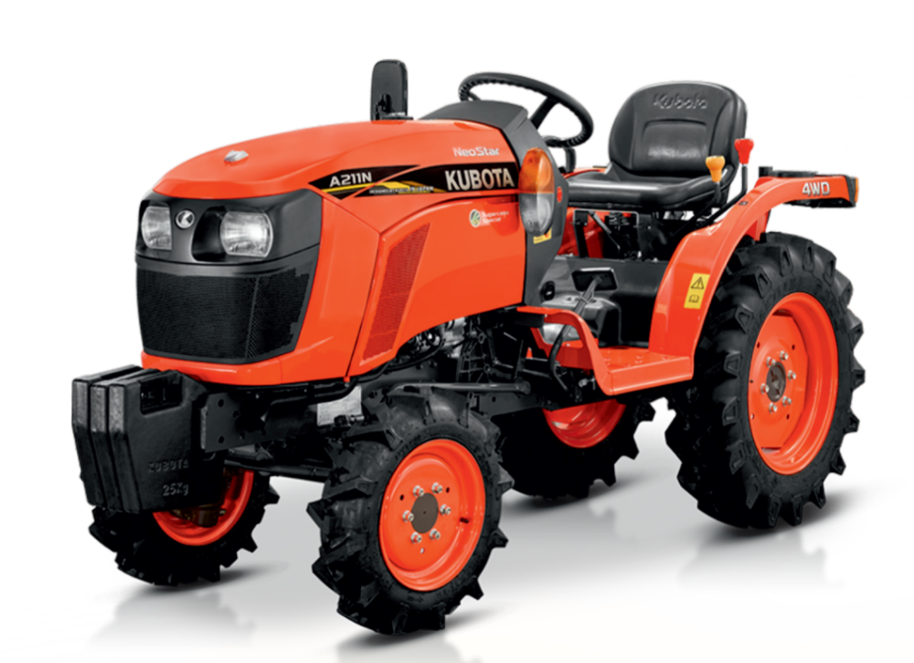 Kubota NeoStar A211N Price in India Specification