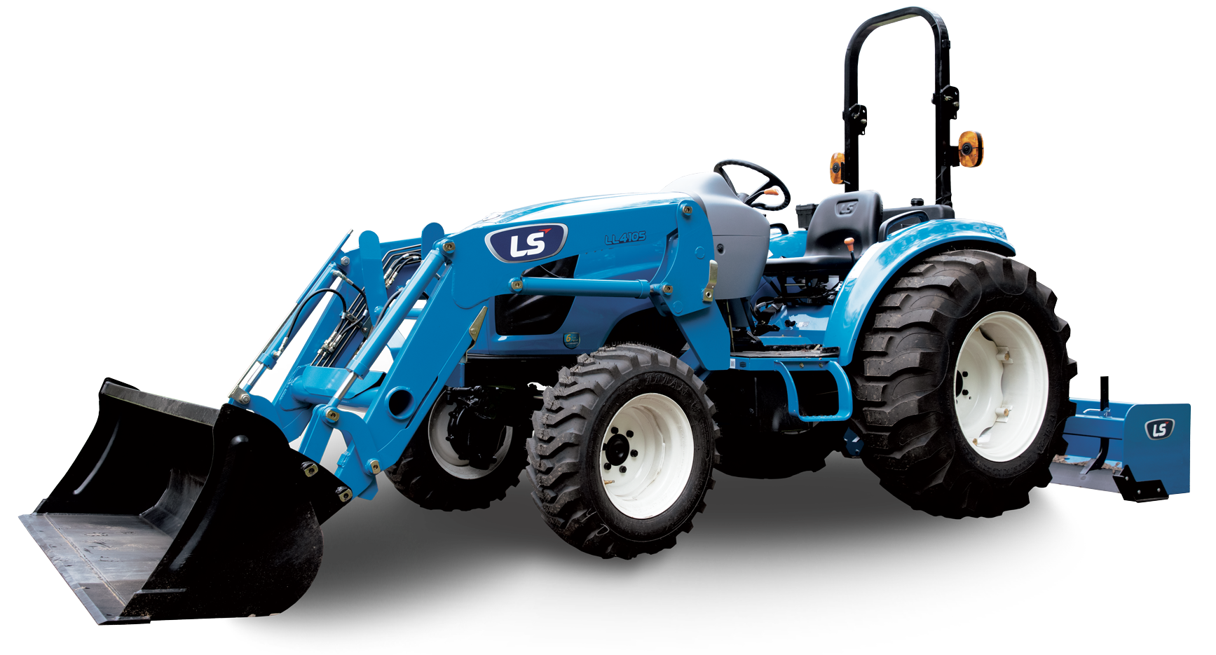 LS MT345HE Tractor Price Specs Features