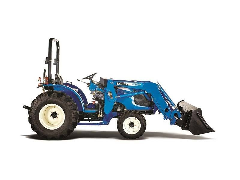 LS XG3037 Tractor Price Specs Reviews